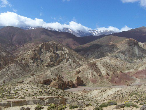 trakking tours in morocco